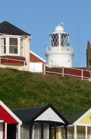 Southwold Lighthouse - Photo: © Ian Boyle, 5th December 2009