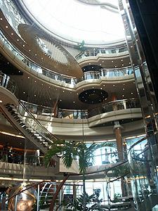 Splendour Of The Seas Cruise Ship Photographs