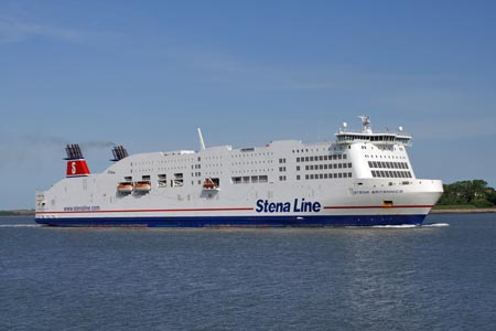 Stena Britannica - www.simplonpc.co.uk