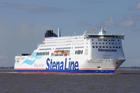 STENA HOLLANDICA - Stena Line BV - www.simplonpc.co.uk