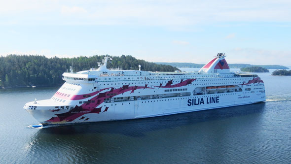 BALTIC PRINCESS - Tallink - Photo: � Ian Boyle, 31st May 2013 - www.simplonpc.co.uk