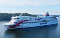 BALTIC PRINCESS - Tallink - Photo: © Ian Boyle, 31st May 2013 - www.simplonpc.co.uk