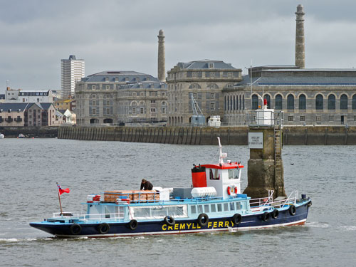 NORTHERN BELLE - Tamar Cruising - Photo: �2010 Ian Boyle - www.simplonpc.co.uk