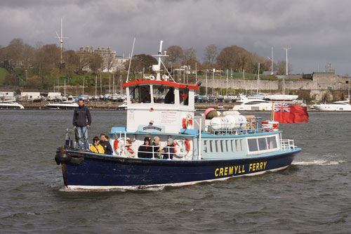 NORTHERN BELLE - Tamar Cruising - Photo: �2011 Ian Boyle - www.simplonpc.co.uk