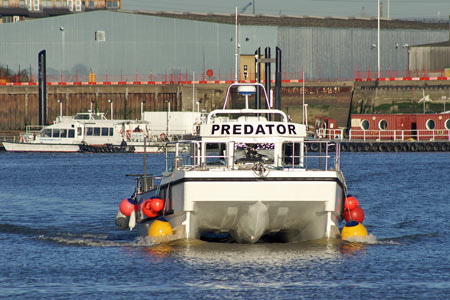 Predator - Thames Clippers -  Photo: ©2008 Ian Boyle - www.simplonpc.co.uk