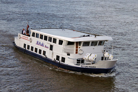 THAMES LEISURE CRUISES - www.simplonpc.co.uk