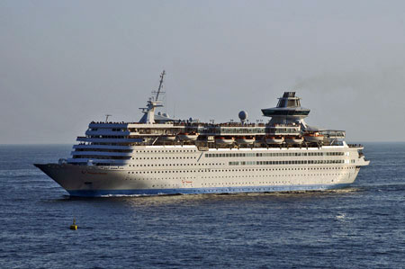 Thomson Destiny - Photo: � Ian Boyle, 22nd August 2009