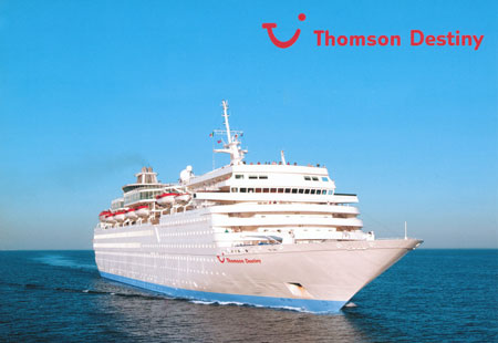 THOMSON DESTINY - www.simplonpc.co.uk