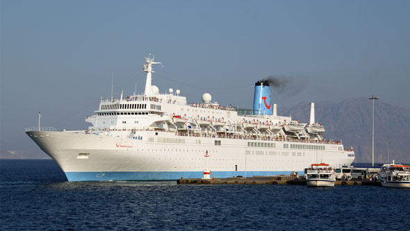 THOMSON SPIRIT - www.simplonpc.co.uk - Photo: �David Pennock 4th September 2011