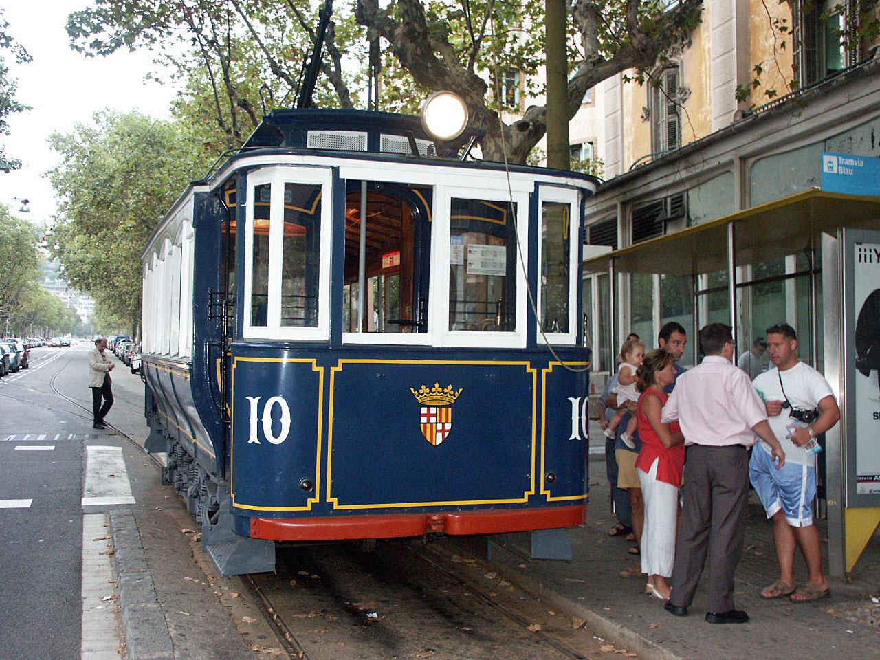 Sassari trams - Placa kennedy barcelona ...