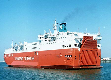Zeebrugge feryy terminal photo - Where is zeebrugge ferry port ...