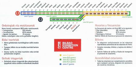 Bilbao Trams Metro Trains Simplon Postcards