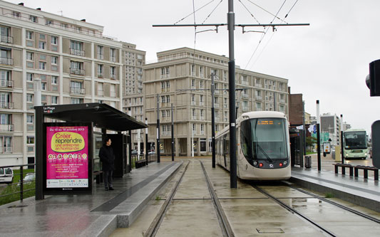 Tramway du Havre - Photo: © Ian Boyle, 13th October 2013 - www.simplonpc.co.uk