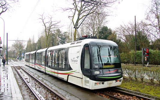 Le Mongy- Lille Trams - www.simplonpc.co.uk - Photo: ©2018 Ian Boyle
