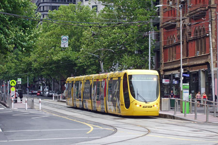 MELBOURNE TRAMS - Photo: ©2011 Ian Greig - www.simplompc.co.uk