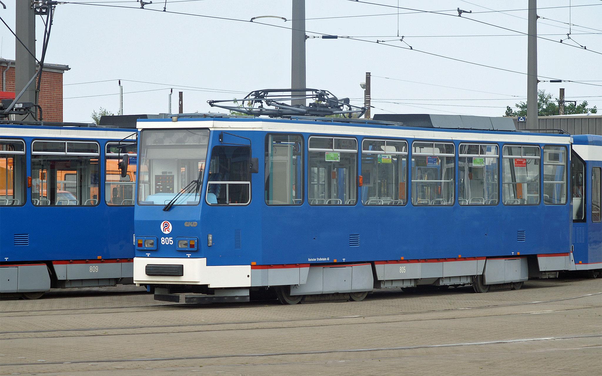 Rostock Transport Rsag
