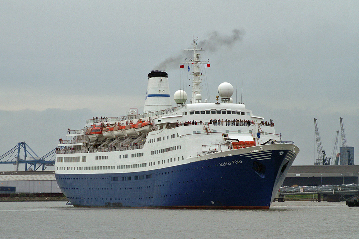Marco Polo - The New Port Authority