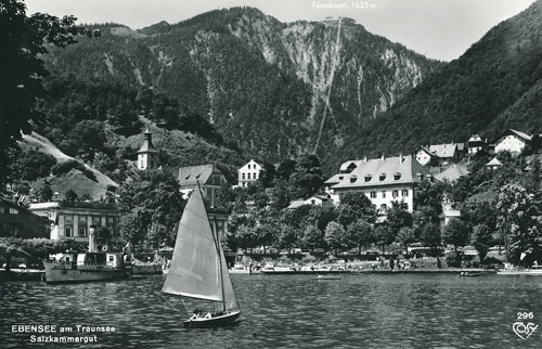 ELISABETH - Traunsee - www.simplonpc.co.uk