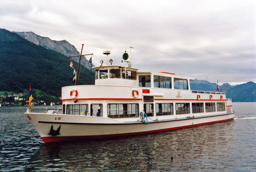 Ober Österreich - Traunsee - Photo: ©1991 Ian Boyle - www.simplonpc.co.uk