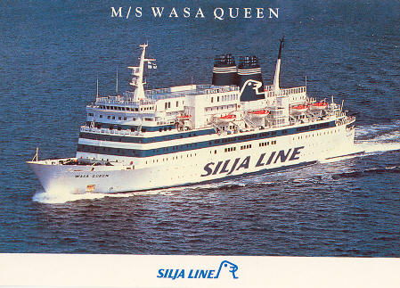 Silja Line - Page 3 - Ferry Postcards and Photographs