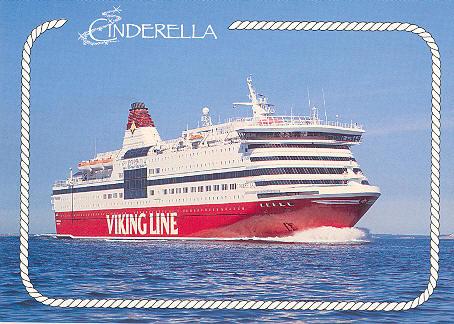 cinderella viking line