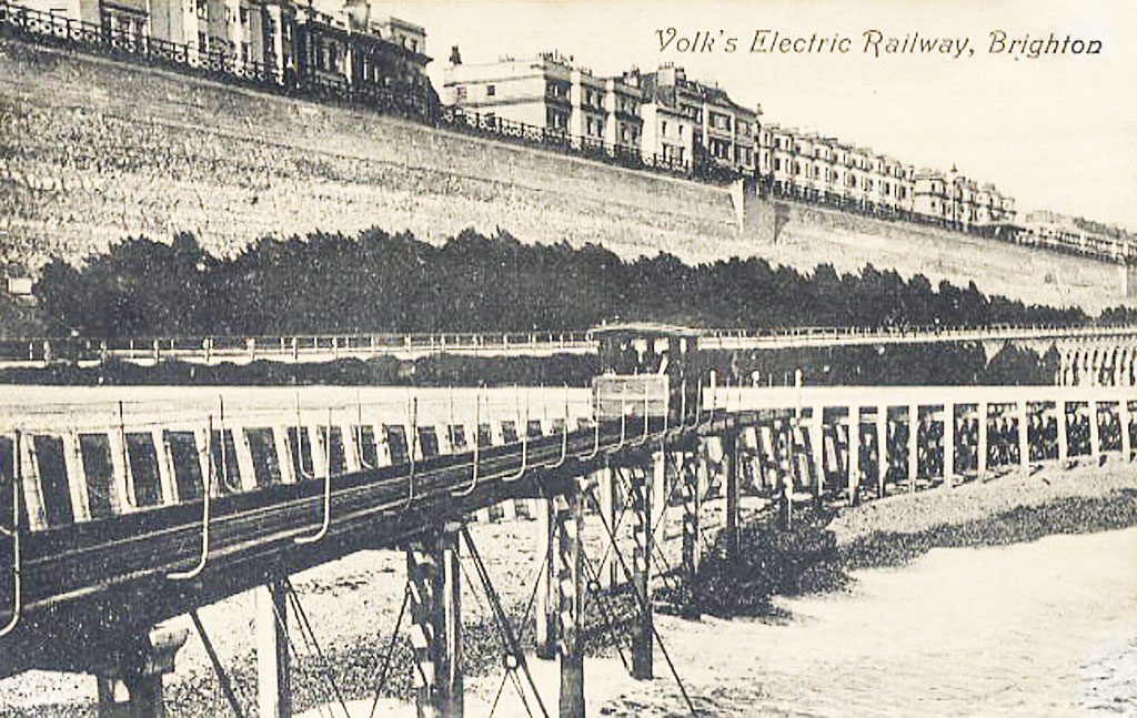 Volks Electric Railway - www.simplonpc.co.uk
