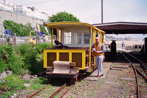 Volks Electric Railway - www.simplonpc.co.uk - Photo: ©1996 Ian Boyle