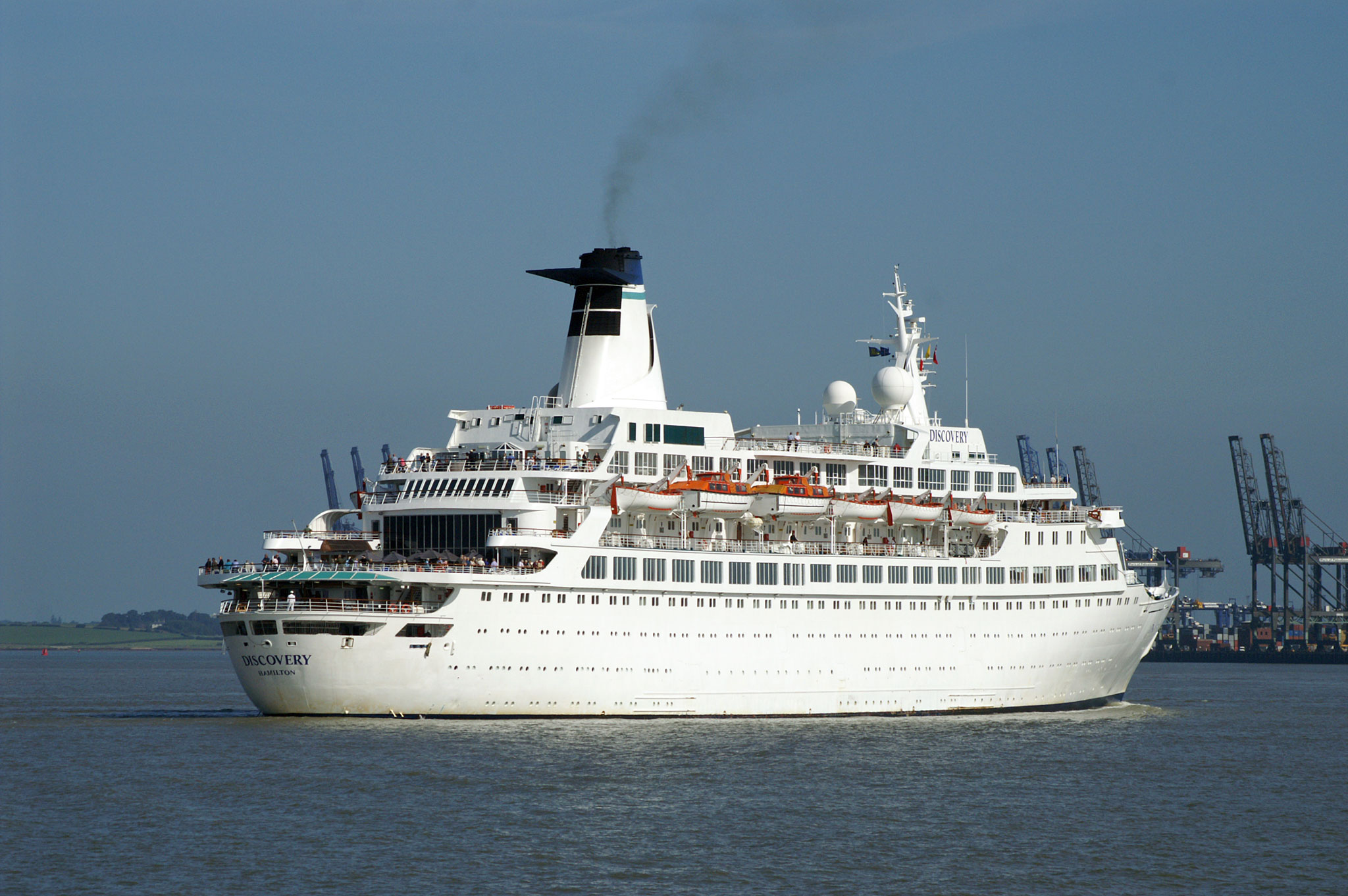 The Discovery Cruise Ship | fitbudha.com