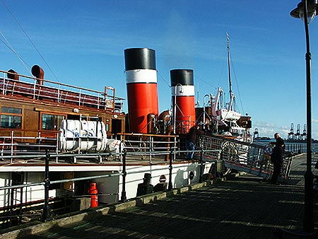 PS WAVERLEY - Photo: © Ian Boyle -  www.simplonpc.co.uk