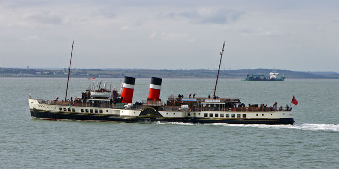 PS WAVERLEY in 2012 - www.simplonpc.co.uk