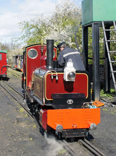 WELLS & WALSINGHAM LIGHT RAILWAY - www.simplonpc.co.uk - Photo: ©2012 Ian Boyle