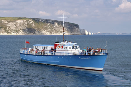 Western Lady III - Fairmile 'B' - Swanage Excursions -  www.simplonpc.co.uk - Photo: © Ian Boyle, 5th August 2007