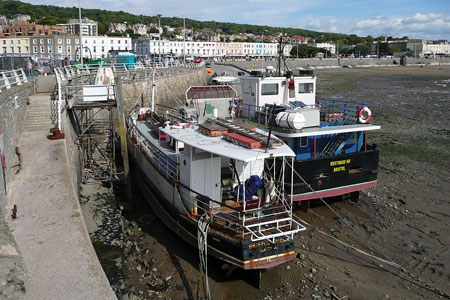 WESTWARD HO - Weston-super-Mare - Photo: � Ian Boyle, 18th September 2010 - www.simplonpc.co.uk