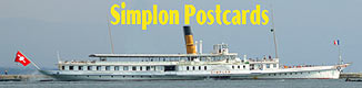 Simplon Postcards Website - www.simplonpc,co.uk