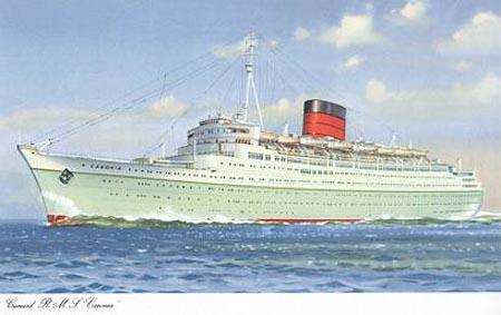 RMS Caronia