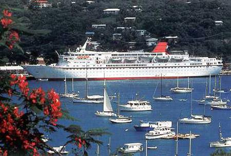 Cunard Countess