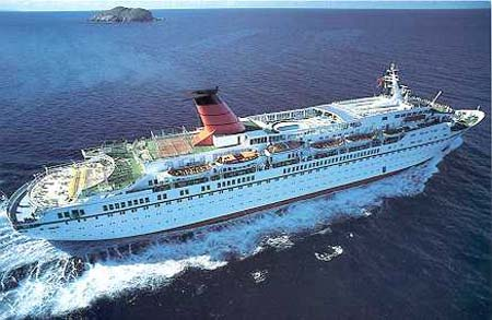 Cunard Princess