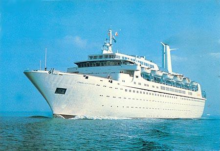 Cunard Ambassador